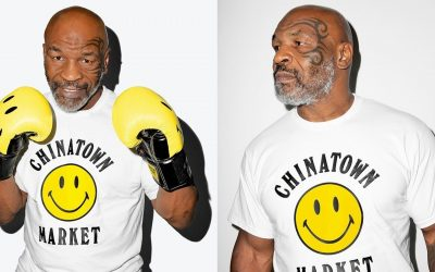 Mike Tyson Partners With Chinatown Market On New Collection