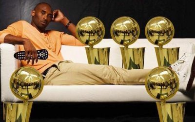 Kobe Bryant on the Cover of NBA 2K21 'Mamba Forever' Edition