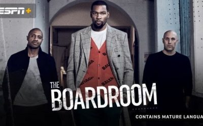 """""""The Boardroom"""" cancelled after two seasons with ESPN"""