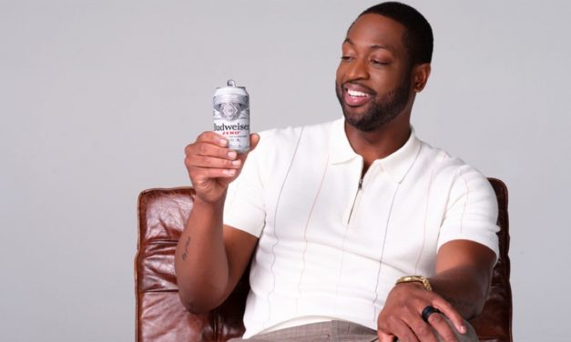Budweiser Launches Its First Alcohol-Free Beer with Dwayne Wade