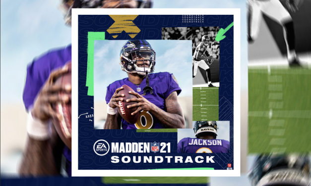 Madden NFL 21 Soundtrack Out Now