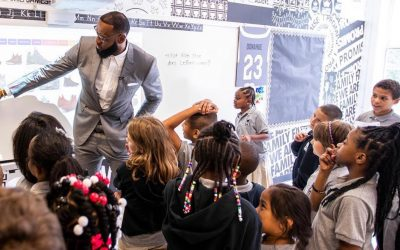 LeBron James Debuts FIrst Children's Book 'I PROMISE'