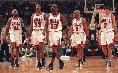 'Beyond The Last Dance' Podcast Will Further Explore the' '97-98 Chicago Bulls