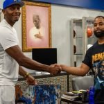 Memphis Artist Delivers Tribute to Penny Hardaway, His Childhood Idol.