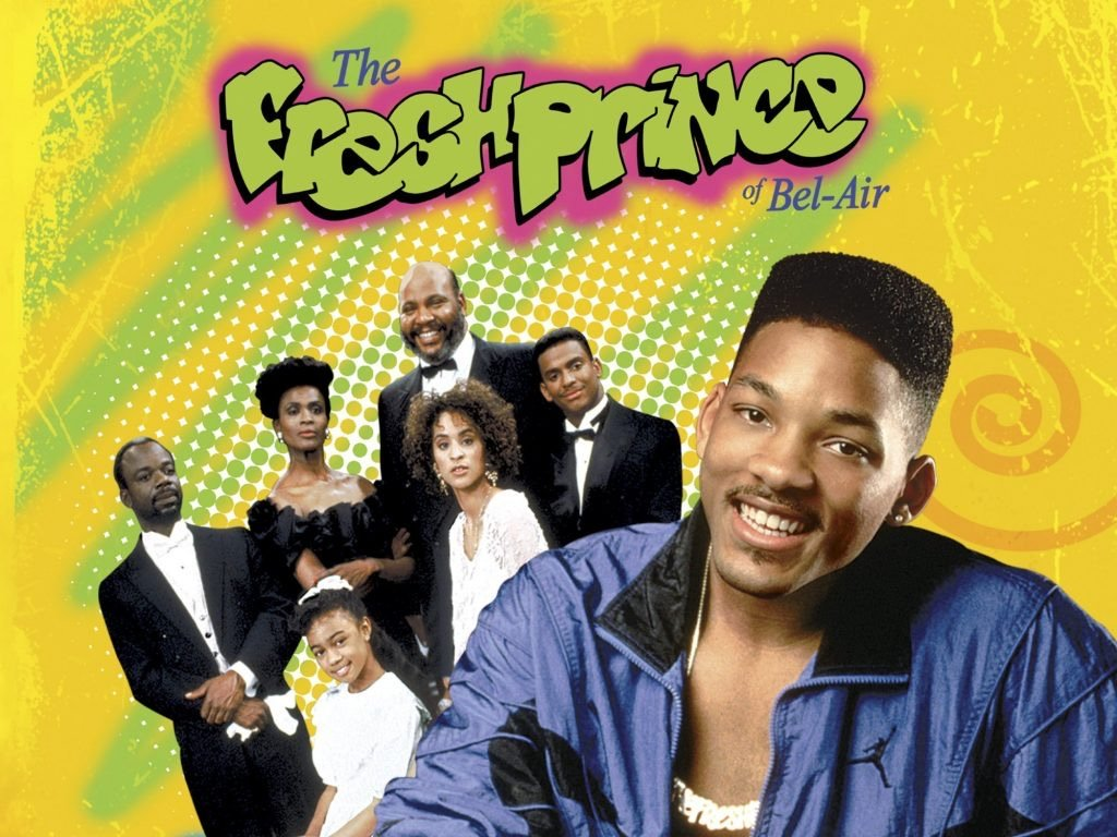 Fresh Prince of Bel Air Drops Clothing Line on Show's 30 Year Anniversary Premiere