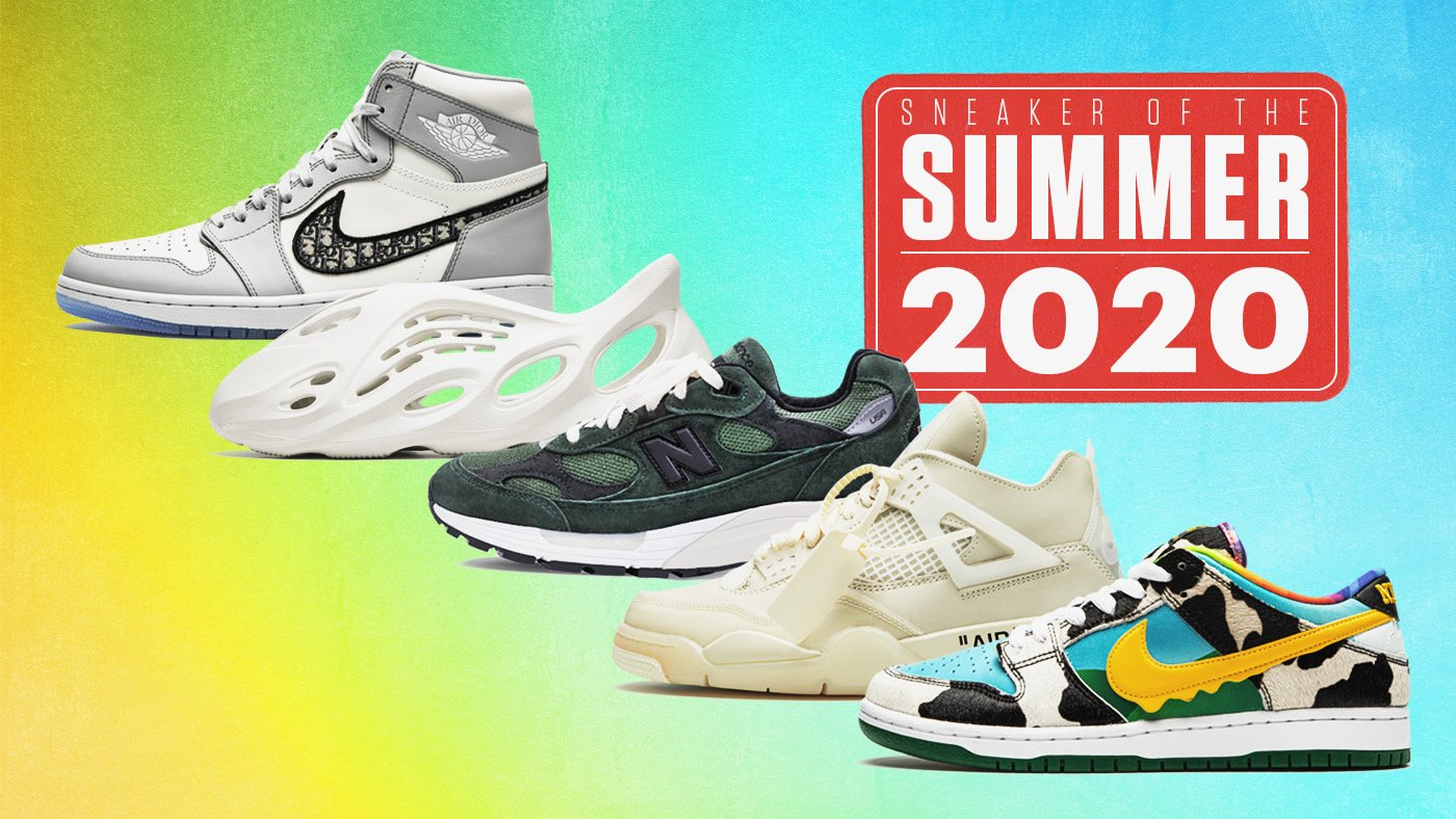 Sneaker of the Summer?