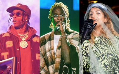 """Travis Scott """"Franchise"""" Music Video ft. Young Thug, M.I.A."""