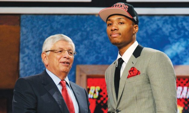High School Coach Laughed in Dame Face about going to the NBA