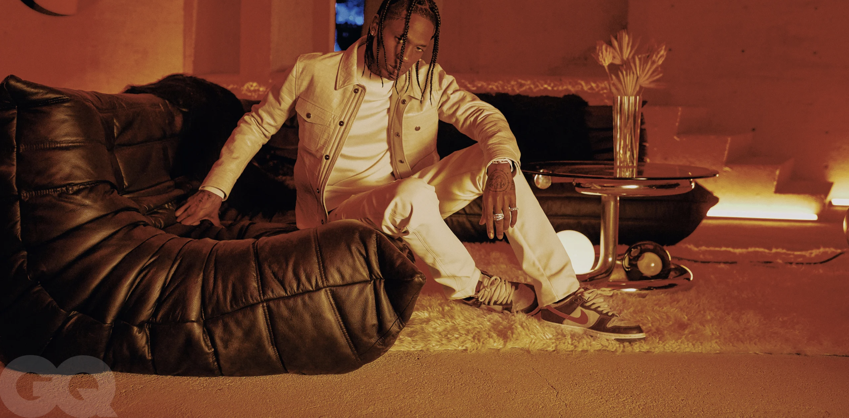How Travis Scott Uses his Influence to Connect with Younger Generations