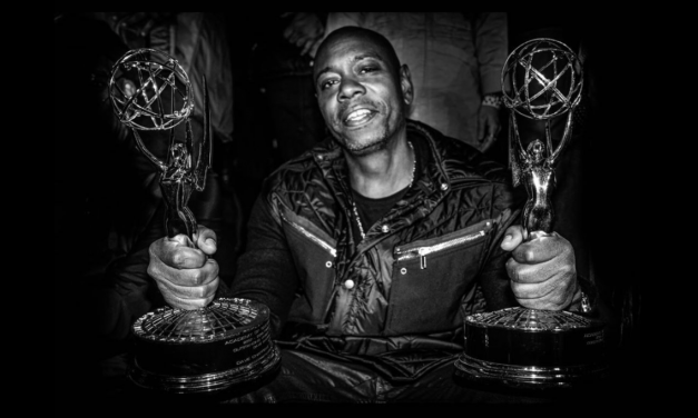 Dave Chappelle Rips Critics in Emmy Acceptance Speech: 'Shut the F**k Up Forever'