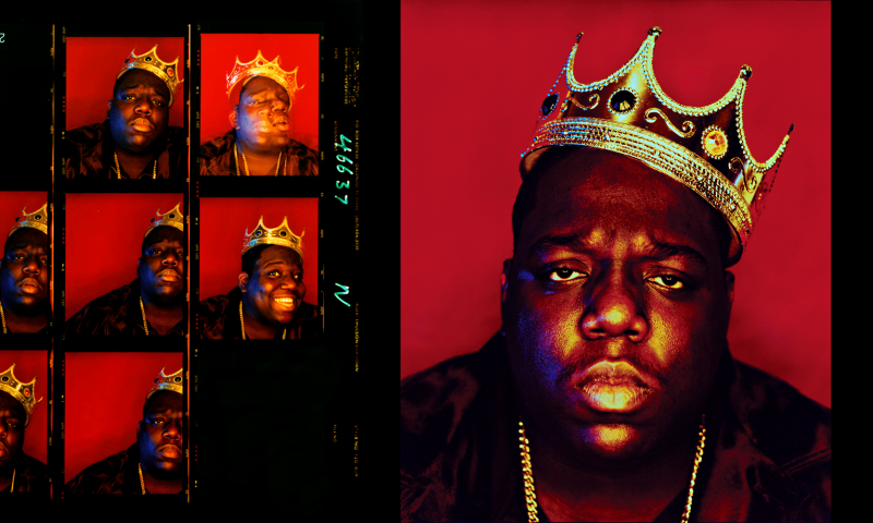 "Notorious B.I.G.'s ""King of New York' Crown Sells for $600,000 at Auction"