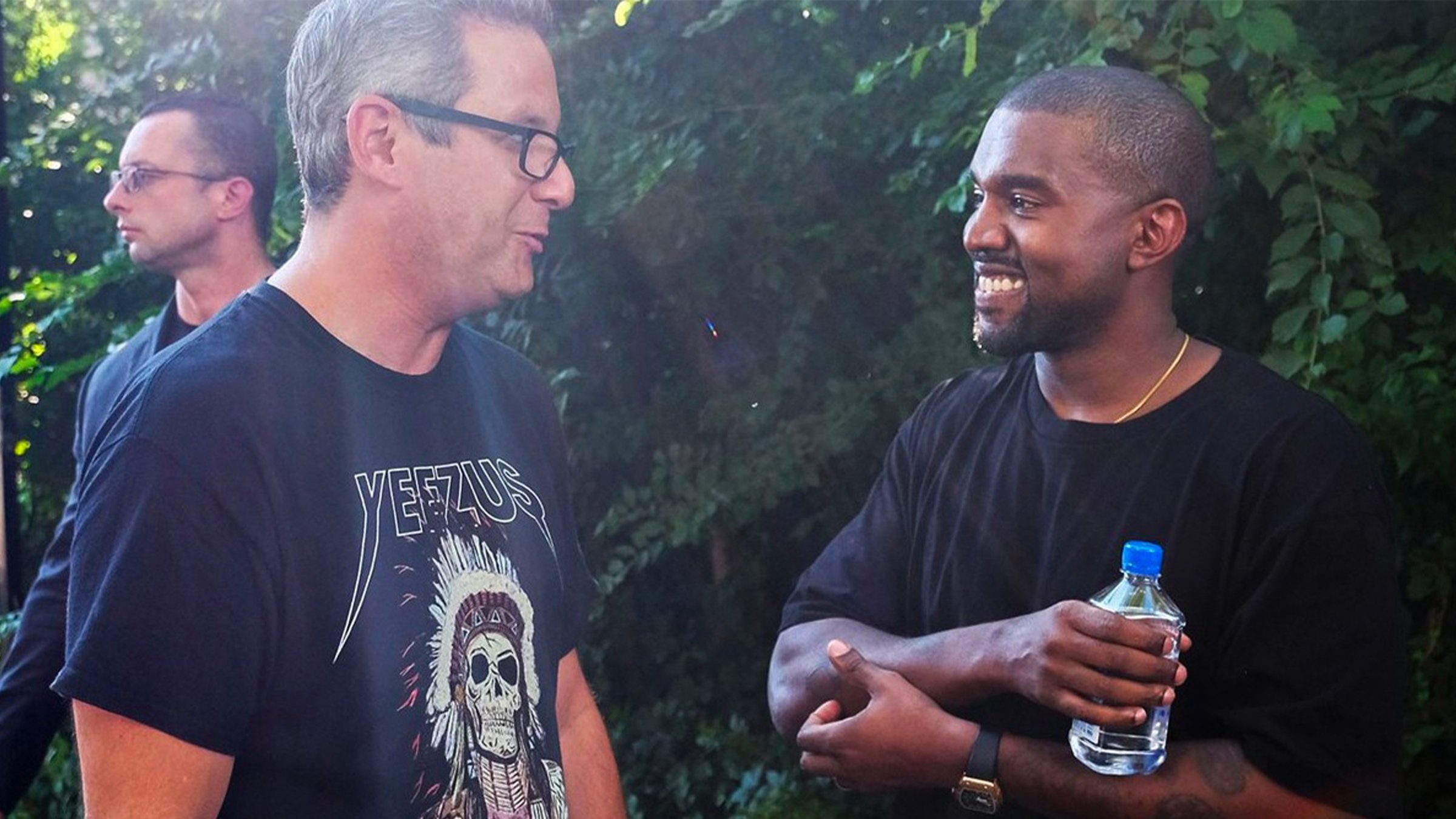 Jon Wexler Opens up About Business Relationship with Kanye West