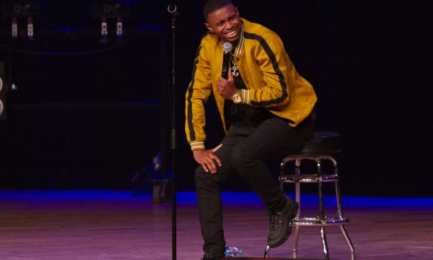 Interview: Comedian Lewis Belt Discusses Boogie's Comedy Slam Special