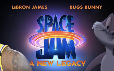 Space Jam 2 Stars LeBron James Navigating Through The Warner Studio Vaults