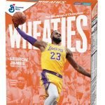 LeBron James Is The Next Athlete On The Iconic Wheaties Box