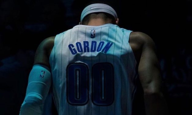 NBA's Aaron Gordon Delivers Message That Athletes Can Do More Than Just Ball