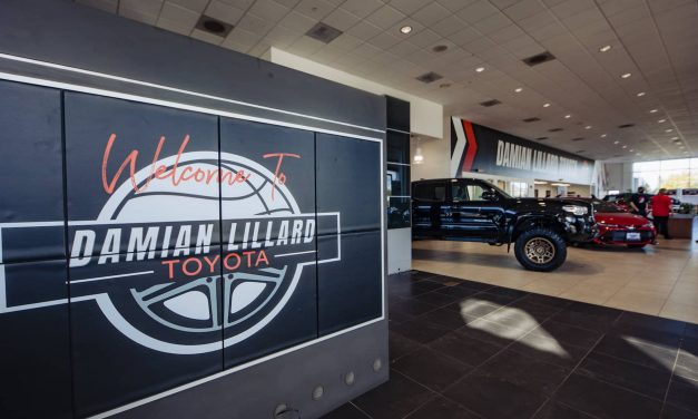 Damian Lillard Invest In a Toyota Dealership