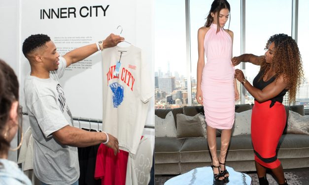 Athletes Creatively Leave Their Mark With Their Own Fashion Brands