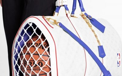 NBA & Louis Vuitton Collab On A New Collection