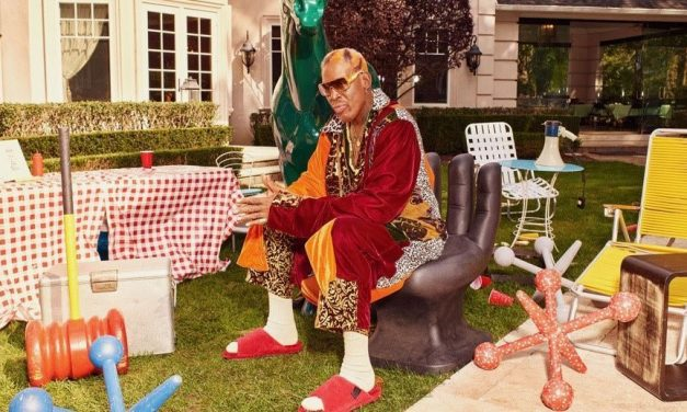 Dennis Rodman Joins In On The UGG's Fluff You Campaign