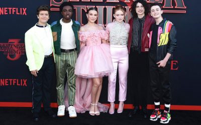 """Stranger Things"" Announce New Cast Members On Season 4 Plus Detailed Roles"