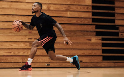 "Damian Lillard Reveals ""Visionary Academy"" Internship & Adidas Collaboration"