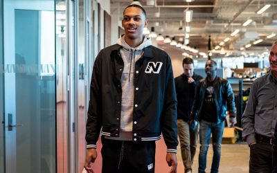 "LeBron James Produces ""Gap Year"" Documentary Following Rookie Darius Bazley's Journey Into The NBA"