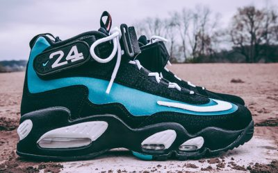The Nike Air Griffey Max 1 Retro Is Getting ReIssued For Its 25th Anniversary This 2021