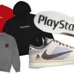 Travis Scott Releases PlayStation Merch & Raffle For Your Own Pair Of Nike Dunk Low