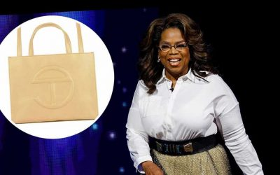 "Oprah's Iconic ""Favorite Things"" List Includes Telfar Bag"