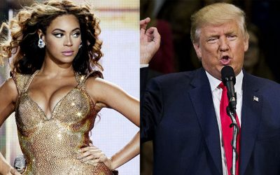 Donald Trump Attacks Beyoncé, Jay-Z, & Others Supporting Biden