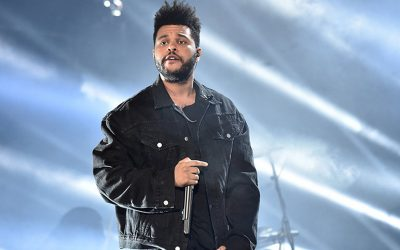 The Weeknd Will Headline 2021 Super Bowl LV Halftime Show