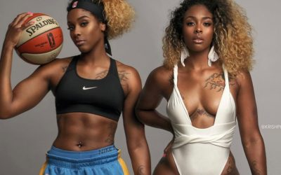 Interview: WNBA Player Cheyenne Parker Releases Never-Before-Seen Exclusive 2021 Calendar