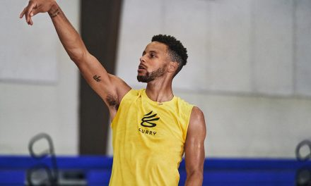 """Under Armour Launches """"Curry Brand"""" With Stephen Curry"""