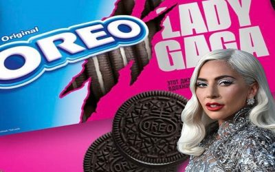 "Lady Gaga Collabs With Oreo On ""Chromatica"" Inspired Cookies Celebrating Kindness"