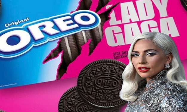 """Lady Gaga Collabs With Oreo On """"Chromatica"""" Inspired Cookies Celebrating Kindness"""