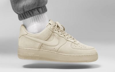 Stüssy x Nike Air Force 1 Low Set To Release On December 11