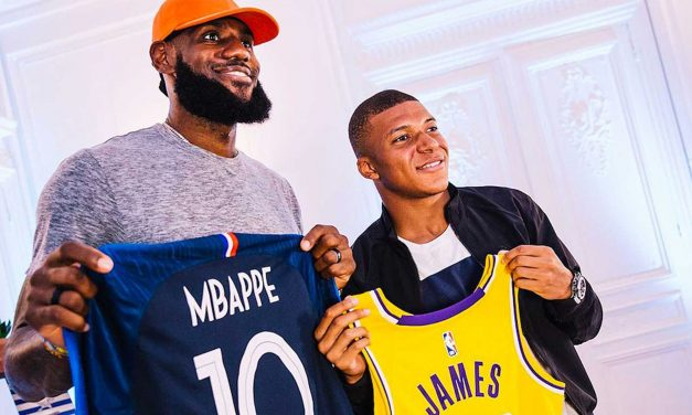 Kylian Mbappé Has His Own Nike LeBron 18 Sneakers Dropping This Week