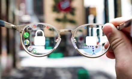 Apple's Patented Glasses Automatically Unlocks Multiple Devices