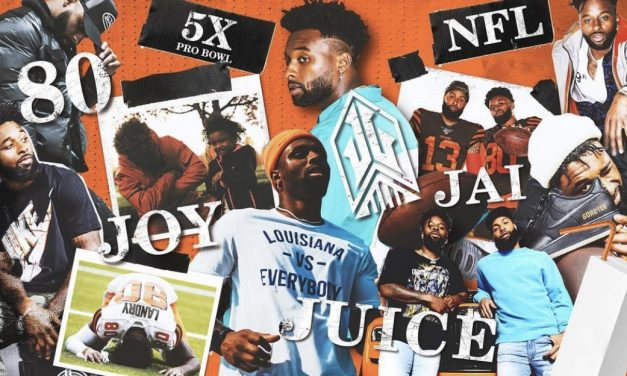 "Jarvis Landry Stays Laser Focused In New ""I Cannot Lose"" Music Video"