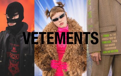 Vetements Releases 165 New Looks For Fashion Week 2021