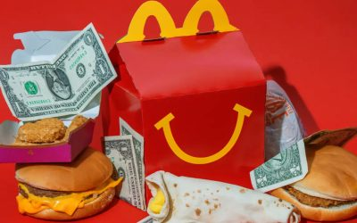 How McDonalds is able to sell burgers for $1