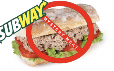 Subway Offers Customers 15% Off For Fake Tuna Lawsuit
