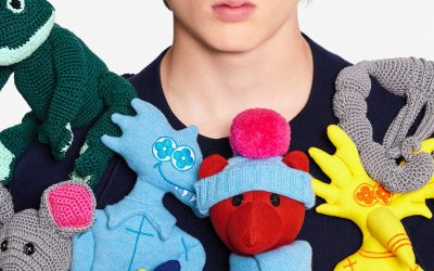 """Would You Drop $8,000 USD on Louis Vuitton's """"Puppets All-Over"""" Sweatshirt?"""