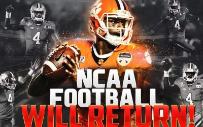 What To Expect From The Relaunch of EA Sports' College Football Video Game.