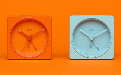 Wake up in style with Virgil Abloh's Off-White alarm clock