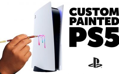 Youtuber Spend $70,000 USD on the Worlds Largest PS5