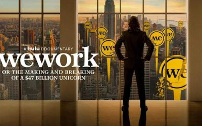 Hulu's depicts the rise and fall of WeWork in new documentary
