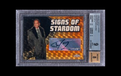 Roc Nation Sports founder JAY-Z trading card sells for over $100,000+ USD; breaks record