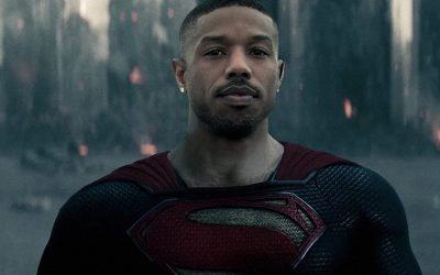 New Superman Reboot will feature a Black Superman